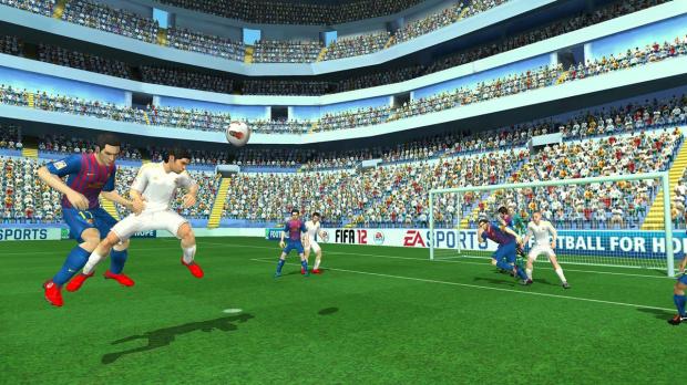 Premières images de FIFA 12 sur Wii - Actualités du 09/08/2011 ...