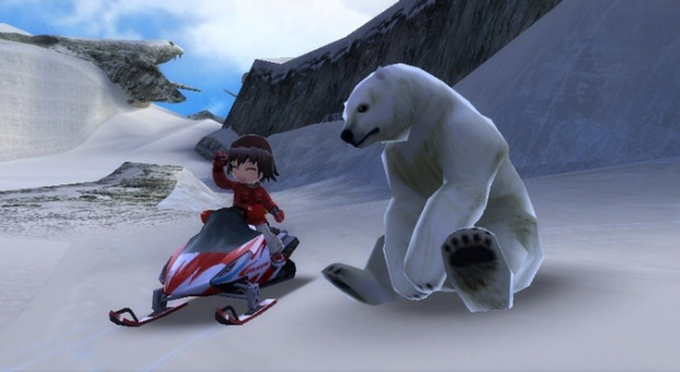 E3 2011 : Namco Bandaï annonce Go Vacation