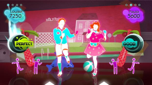 Images et vidéo de Just Dance 2