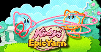 Kirby's Epic Yarn : E3 2010