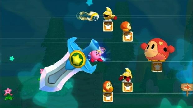 GC 2011 : Kirby Returns to Dreamland daté en Europe