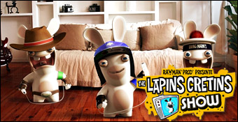 Rayman Prod' Presente : The Lapins Crétins Show