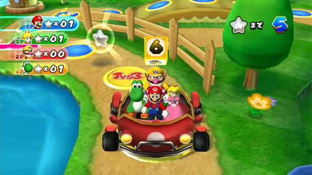 Mario Party 9 daté
