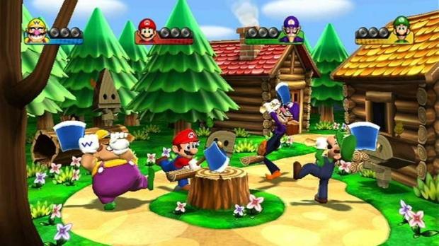 Une date japonaise pour Mario Party 9