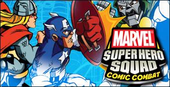 Marvel Super Hero Squad : Comic Combat