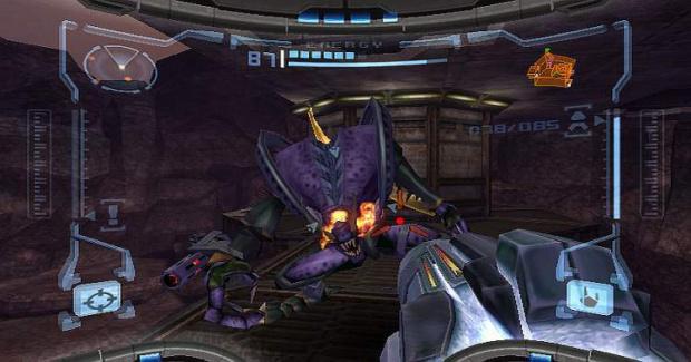 Images de Metroid Prime Trilogy