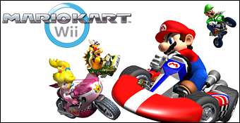 aper u du jeu mario kart wii sur wii. Black Bedroom Furniture Sets. Home Design Ideas