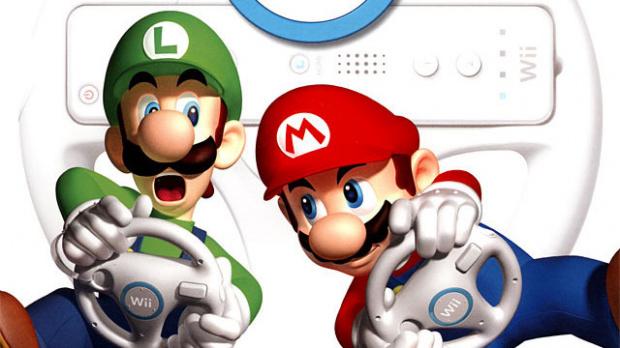 Mario Kart Wii en rupture