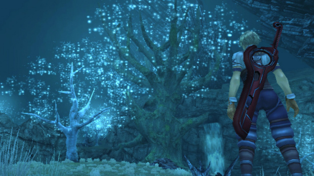 Xenoblade Chronicles débarque sur New 3DS