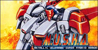 MUSHA : Metallic Uniframe Super Hybrid Armor