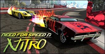 aper u du jeu need for speed nitro e3 2009 sur wii. Black Bedroom Furniture Sets. Home Design Ideas