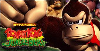 Nouvelle Façon de Jouer ! Donkey Kong Jungle Beat