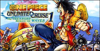 One Piece : Le Trésor sous les Flots