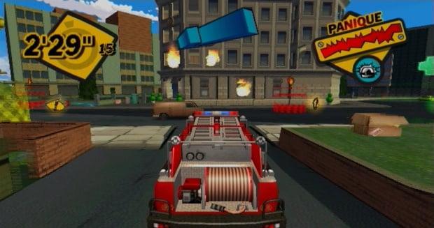 Concours Panique aux Urgences : une Wii à gagner !