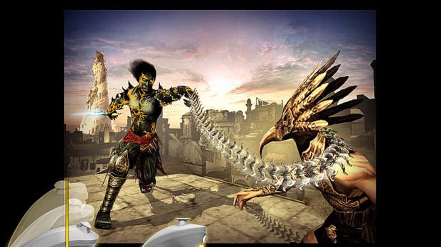 Prince Of Persia en mars 2007 sur Wii