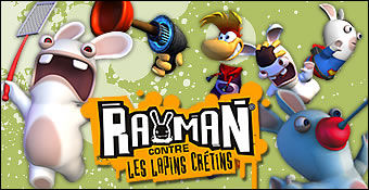 Rayman Contre Les Lapins Cretins