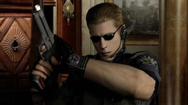 Images : Resident Evil - The Umbrella Chronicles
