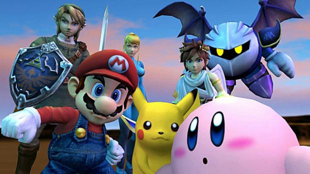 Namco Bandai s'occupe des prochains Smash Bros.