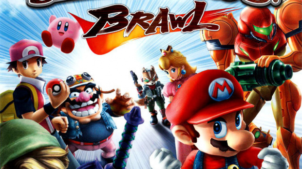 Super Smash Bros Brawl officiellement repoussé