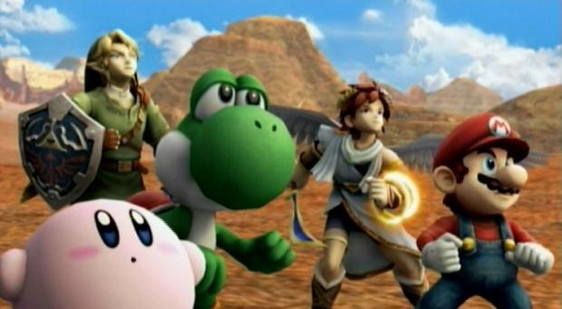 Toutes les Wii n'aiment pas Super Smash Bros Brawl