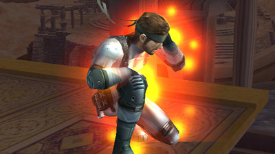 Images : Super Smash Bros Brawl : Snake Final Smash