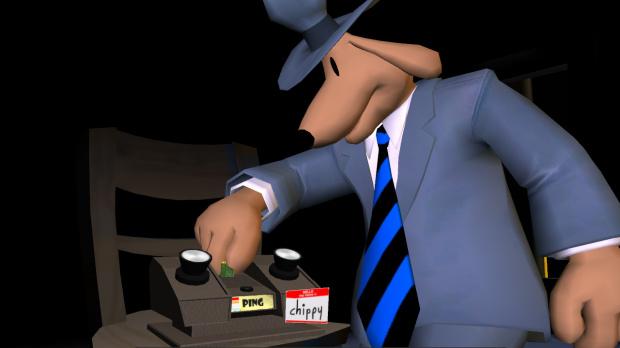 Images de Sam & Max Wii