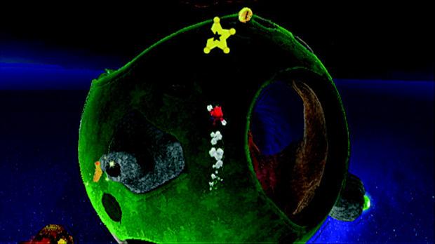 Super Mario Galaxy : un hamster à l'origine