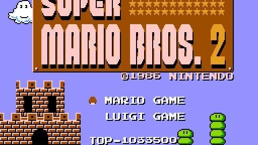 Oldies : Super Mario Bros. : Lost Levels