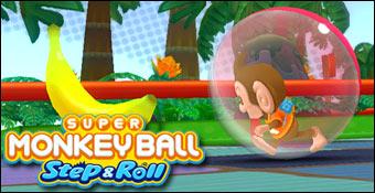 Super Monkey Ball : Step & Roll