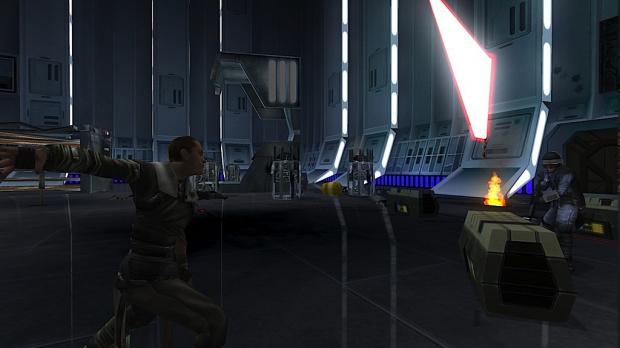 Les duels de Star Wars : Le Pouvoir de la Force sur Wii