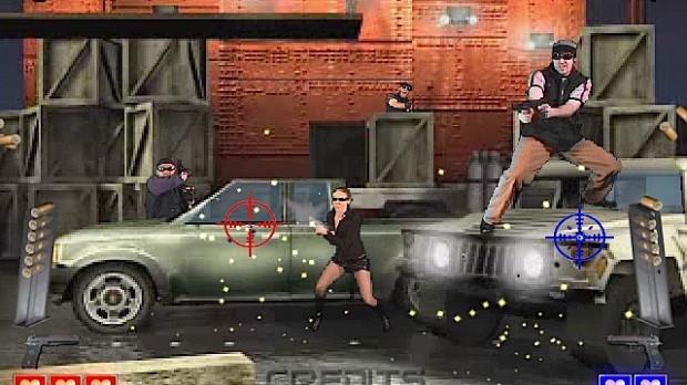 Konami annonce Target : Terror sur Wii