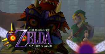 The Legend of Zelda : Majora's Mask