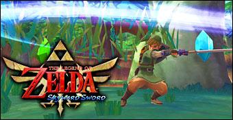 The Legend of Zelda : Skyward Sword - E3 2010