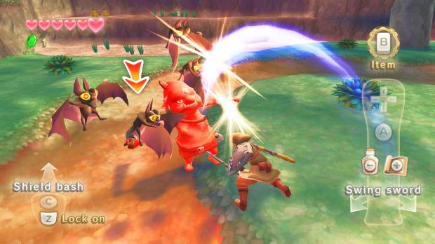 GC 2010 : Le line-up Nintendo