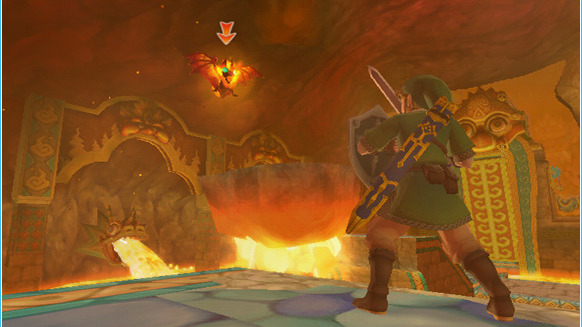 The Legend of Zelda : Skyward Sword à 50%