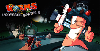 Worms : L'Odyssee Spatiale
