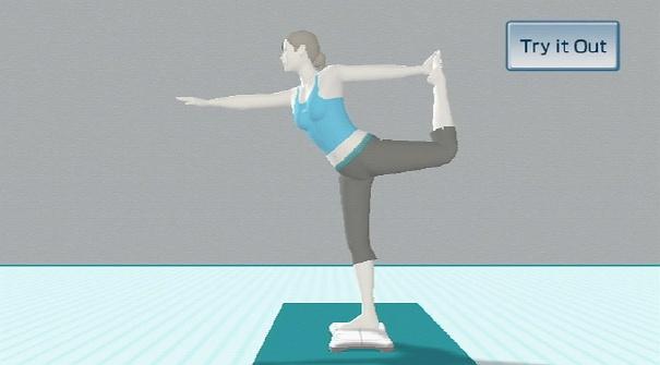 Wii Fit, nouvel outil de rééducation