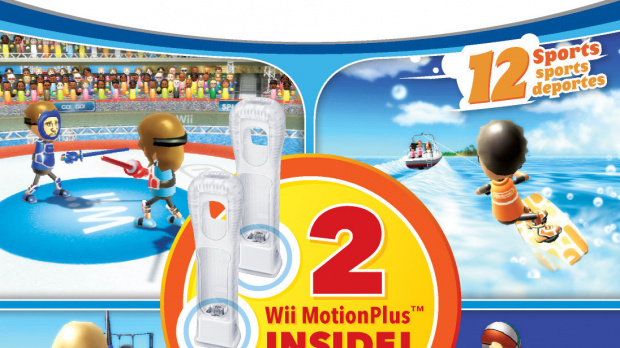 Deux Wii Motion Plus dans Wii Sports Resort