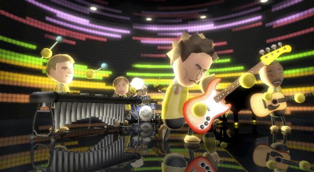 Meilleures ventes de jeux au Japon : l'assaut de Wii Music