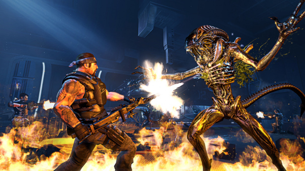 Aliens : Colonial Marines disponible sur Wii U ?...
