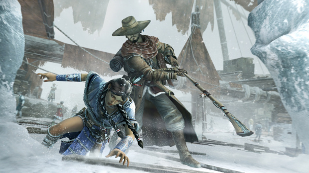 Assassin's Creed III Wii U : Deux DLC disponibles