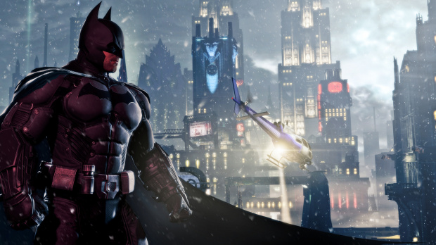 Batman Arkham Origins moins cher sur Wii U