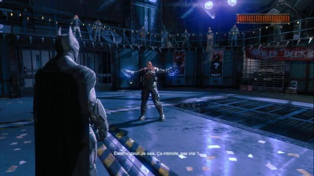 Batman Arkham Origins : Pas de DLC solo sur Wii U