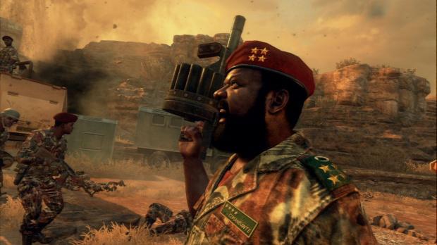 """Activision poursuivi pour """"atteinte à l'honneur"""" pour sa représentation de Jonas Savimbi"""