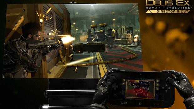 Deus Ex : Human Revolution confirmé sur Wii U