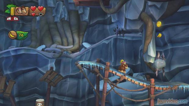 Monde 6 - Ile de Donkey Kong