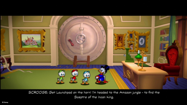 E3 2013 : Images et vidéos de DuckTales Remastered