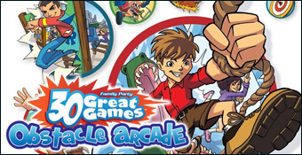Family Party : 30 Great Games Obstacle Arcade