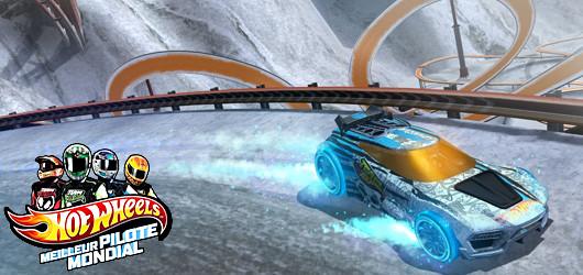 hot wheels le jeu