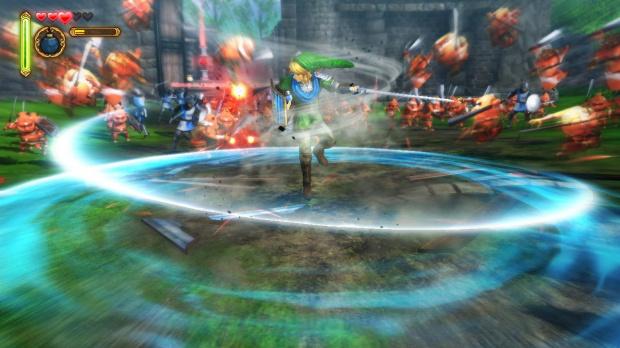 Team Ninja travaille également sur Hyrule Warriors
